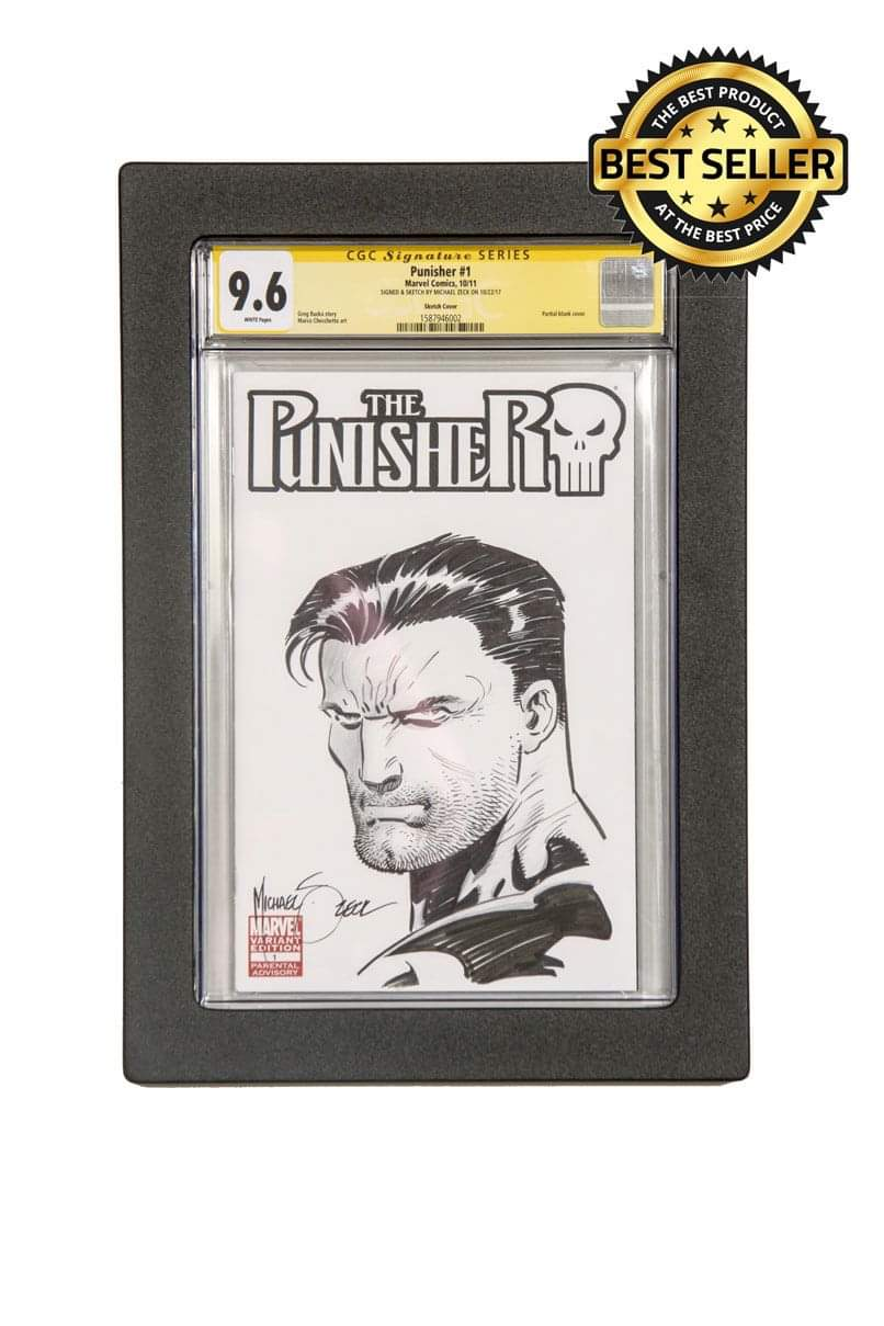 Best Selling Frame for Graded Comics